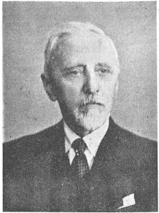 Photo of Emile Reuter (Source: Luxemburger Wort n° 204 (July 23rd 1946), p. 1).