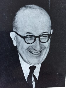 Picture of Louis Merlin. Source: Merlin, Louis, C'était formidable!, Rene Juillard, 1966.