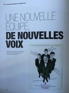 Source: Boutelet, Jacques & Defrain, Jean-Pierre: RTL 40 ans ensemble. Calmann-lévy, 2006